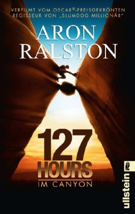 127 Hours - Im Canyon