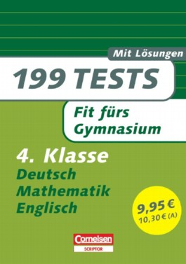 199 Tests / Fit frs Gymnasium