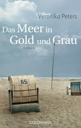 Das Meer in Gold und Grau