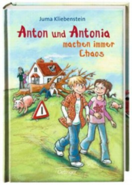 Anton und Antonia machen immer Chaos