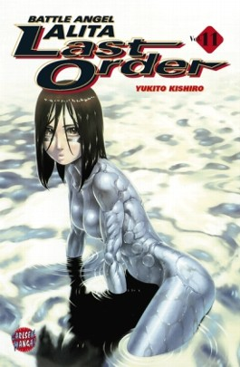 Battle Angel Alita Last Order / Battle Angel Alita - Last Order, Band 11