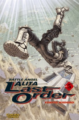 Battle Angel Alita Last Order / Battle Angel Alita - Last Order, Band 5
