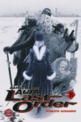 Battle Angel Alita Last Order / Battle Angel Alita - Last Order, Band 8