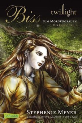 Bella und Edward, Band 1: Biss zum Morgengrauen - Der Comic