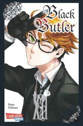 Black Butler, Band 12