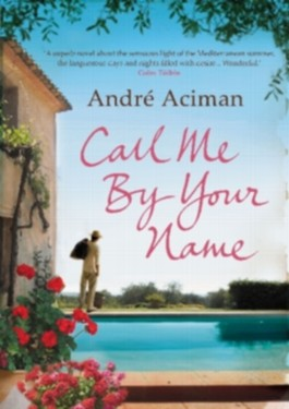 Call Me by Your Name. Ruf mich bei deinem Namen, englische Ausgabe