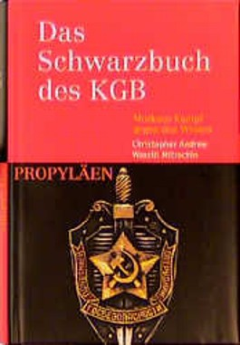 Das Schwarzbuch des KGB