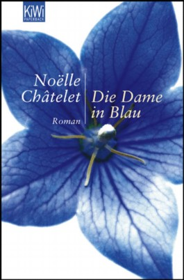 Die Dame in Blau