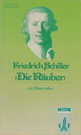 Die Ruber. Ein Schauspiel. Mit Materialien. (Lernmaterialien) (Editionen fr den Literaturunterricht)