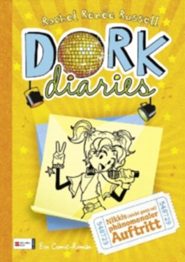 DORK Diaries, Band 03
