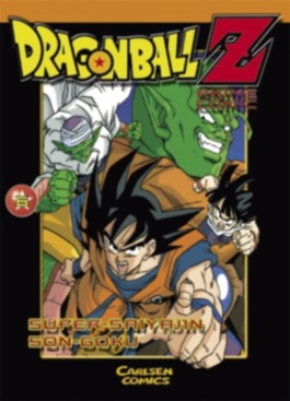 Dragon Ball Z, Band 6: Super-Saiyajin Son-Goku