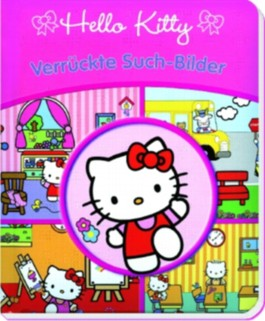 Hello Kitty, Verrckte Suchbilder, klein