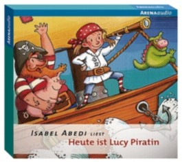 Heute ist Lucy Piratin