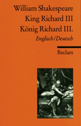 King Richard III. /Knig Richard III.