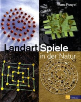 Landart-Spiele in der Natur