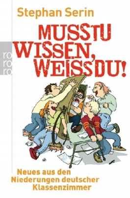 Musstu wissen, weidu!