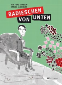 Radieschen von unten