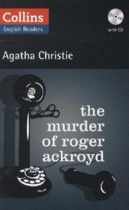 The Murder of Roger Ackroyd, w. Audio-CD
