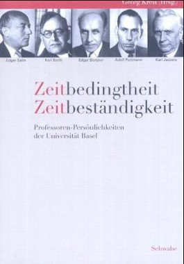 Zeitbedingtheit - Zeitbestndigkeit