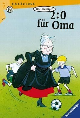 Zwei zu Null fr Oma